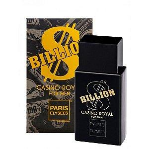 Billion Casino Royal Original Perfume Masculino Paris Elysees