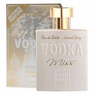 Perfume Vodka Miss Original Perfume feminino Paris Elysees