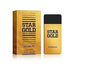 Star Gold - Perfume Masculino by Starelite