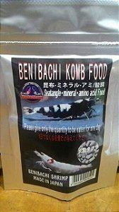 Ração Benibachi Komb Food - Ponteciadora de Crescimento 40g