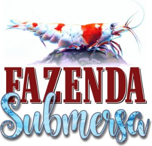 Ração Shrimp Food Frutos do Mar Fazenda Submersa 25g