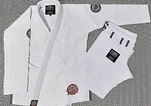 Kimono Trançado Lets Roll COMP2K19 Branco