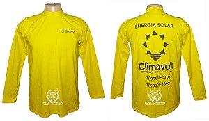 Camisa UV fator 50 Personalizada em Salvador