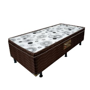 Cama Box Conjugada Dream Flex Sunset Luxo Solteiro 88x188