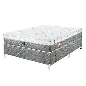 Cama Box Sonos Ibiza Pillow Molas Ensacadas Casal 138x188