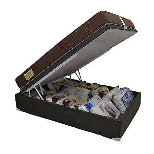 Cama Box Bau Sonos D28 Casal 138x188