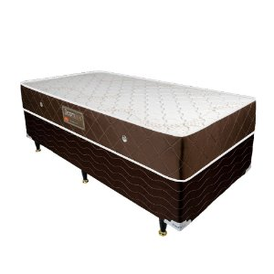 Cama Box Dream Flex Force D60 Solteiro 88x188