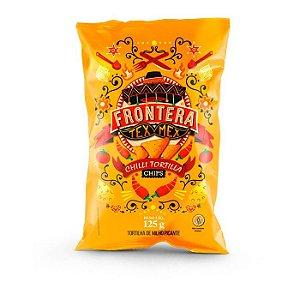 Tortilha de milho sabor picante Frontera 125g