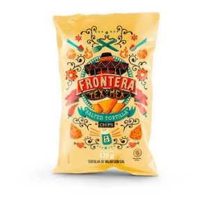 Tortilha de milho sabor natural Frontera 125g