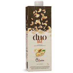 Bebida vegetal de amendoim e castanha de caju Cajueiro 1l