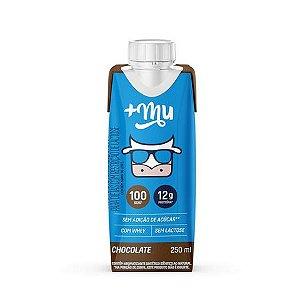 Bebida proteica sabor chocolate +Mu 250ml
