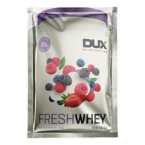 Fresh whey sabor frutas vermelhas Dux 31g