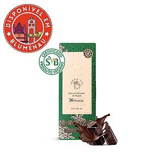 Barra chocolate de origem 56% cacau Haoma 250g