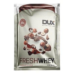 Fresh whey sabor chocolate e avelã Dux 31g