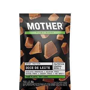 Sache de proteína vegana doce de leite Mother 31g