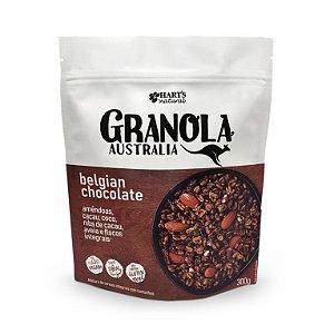 Granola australian belgian chocolate Harts 300g