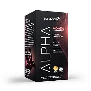 Alpha women Puravida 60 cápsulas