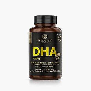 Ômega 3 DHA Essential 90 capsulas 1000mg