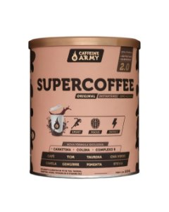 Supercoffee Caffeine Army 220g