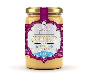 Manteiga ghee com flor de sal Yamuna 300g