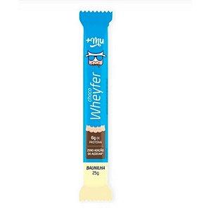 Choco wheyfer +Mu sabor baunilha 25g