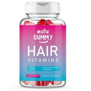 Hair vitamins Natu Gummy