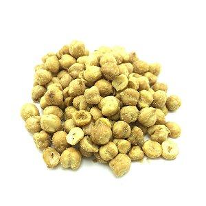 Snack de grão de bico sabor mostarda e mel (Granel – preço/100g)