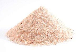 Sal rosa do himalaia fino (Granel - preço/100g)