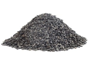 Gergelim negro (Granel - preço/100g)