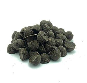 Gotas de chocolate 50% diet (Granel - preço/100g)