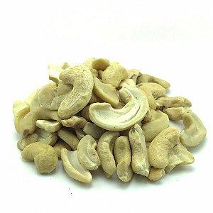 Castanha de caju crua quebrada (Granel - preço/100g)