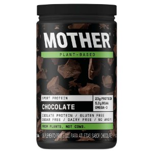 Proteína vegana chocolate Mother 527g