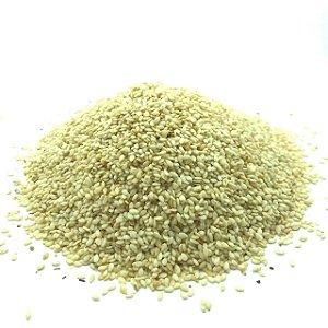 Gergelim torrado (Granel - preço/100g)