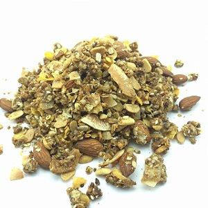Granola com açúcar mascavo (Granel - preço/100g)
