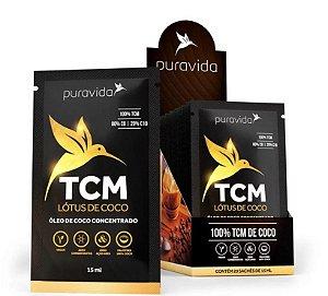 TCM óleo de coco concentrado Puravida 15ml