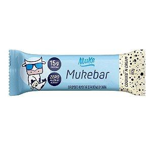 Mukebar sabor cookies cream Muke 60g