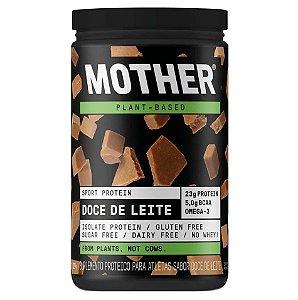Proteína vegana doce de leite Mother 527g