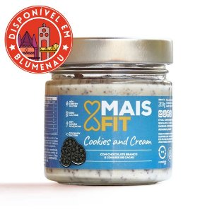 Cookies and cream zero Mais Fit 200g