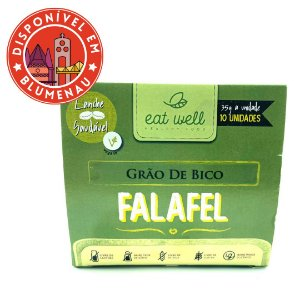 Falafel Eat Well 12 unidades