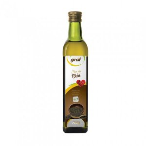 Óleo de chia extra virgem Giroil 250 ml