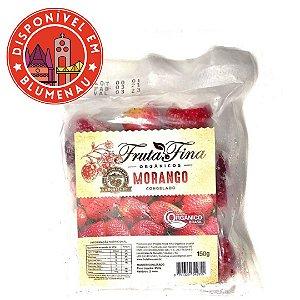 Morango congelada Fruta fina 100g
