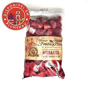 Morango congelada Fruta fina 1kg
