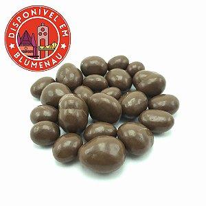 Drageado amendoim chocolate ao leite (Granel - preço/100g)