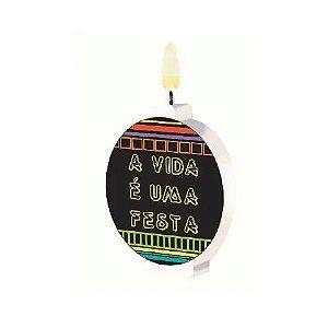 Vela - Festa neon