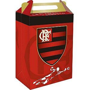Caixa Surpresa Emblema Festa Flamengo - 8 unidades