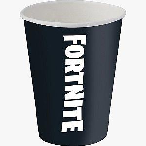 copo de papel - Fortnite - 200 ml