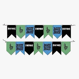 Faixa Decorativa - Fortnite