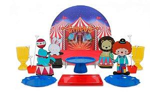 Kit Dubai Completo Circo Menino