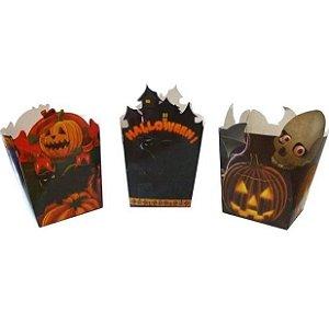  Cachepot - Lembrancinhas - Festa Halloween