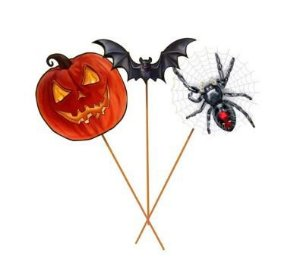 Palito Halloween 10 unidades